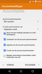 Acer Liquid Z530 - E-mail - Handmatig Instellen - Stap 9