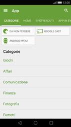 Huawei Ascend P8 - Applicazioni - Installazione delle applicazioni - Fase 5