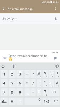 HTC Desire 825 - Contact, Appels, SMS/MMS - Envoyer un SMS - Étape 10