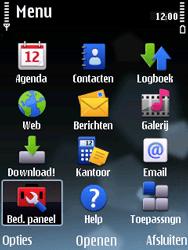 Nokia E75 - bluetooth - headset, carkit verbinding - stap 3