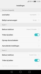 Huawei P9 Lite - Voicemail - Handmatig instellen - Stap 6