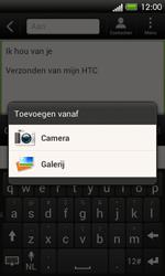 HTC C525u One SV - E-mail - e-mail versturen - Stap 12
