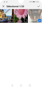 Huawei Y5 (2019) - E-mail - envoyer un e-mail - Étape 14