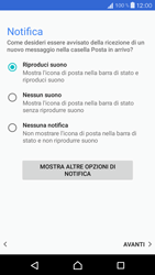 Sony Xperia X Compact - E-mail - 032c. Email wizard - Outlook - Fase 14