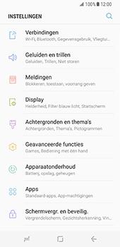 Samsung Galaxy S8 - bluetooth - headset, carkit verbinding - stap 4