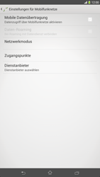 Sony Xperia Z Ultra LTE - Internet - Apn-Einstellungen - 6 / 20