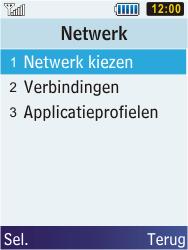 Samsung C3350 Xcover 2 - Buitenland - Bellen, sms en internet - Stap 5
