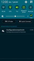 Samsung A500FU Galaxy A5 - Internet - Automatische Konfiguration - Schritt 6