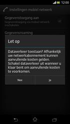 Sony LT30p Xperia T - internet - handmatig instellen - stap 7