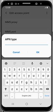 Samsung Galaxy Grand Neo Plus - Internet - Manual configuration - Step 14