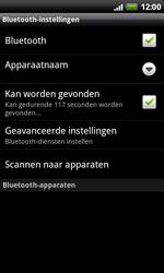 HTC S510e Desire S - bluetooth - aanzetten - stap 6