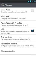 LG P880 Optimus 4X HD - Internet - Configuration manuelle - Étape 5