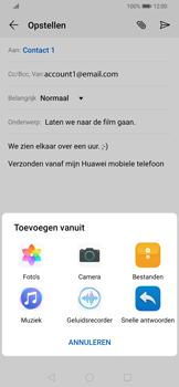 Huawei P Smart Z - E-mail - e-mail versturen - Stap 9