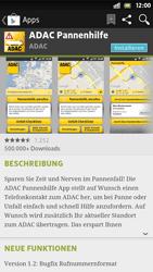Sony Xperia S - Apps - Herunterladen - Schritt 21