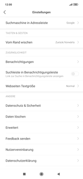 Xiaomi RedMi Note 7 - Internet und Datenroaming - Manuelle Konfiguration - Schritt 21