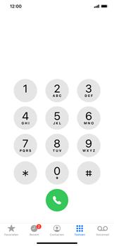 Apple iphone-11-model-a2221 - Beveiliging en ouderlijk toezicht - Nummer blokkeren - Stap 3