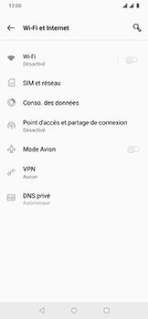 OnePlus 6T - Internet - Configuration manuelle - Étape 5
