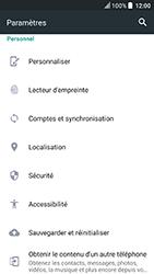 HTC U Play - Sécuriser votre mobile - Activer le code de verrouillage - Étape 4