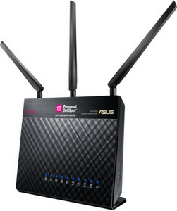 Quick Internet setup using Router Admin page   Cellspot Wi