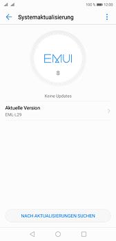 Huawei P20 - Software - Installieren von Software-Updates - Schritt 7