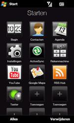 HTC T5353 Touch Diamond II - Internet - Handmatig instellen - Stap 15