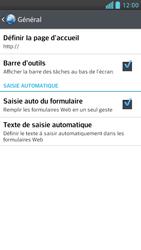 LG D505 Optimus F6 - Internet - Configuration manuelle - Étape 23