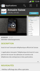 HTC One - Applications - Installation d