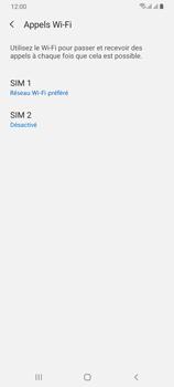 Samsung Galaxy A70 - WiFi - Activez WiFi Calling - Étape 9