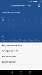 Huawei Y6 (2017) - Internet - Ver uso de datos - Paso 4