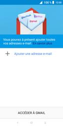 Alcatel 1X - E-mails - Ajouter ou modifier un compte e-mail - Étape 5