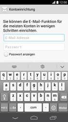 Huawei Ascend P6 LTE - E-Mail - Konto einrichten - 2 / 2