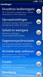 Sony Ericsson Xperia X10 - bluetooth - aanzetten - stap 4
