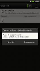 HTC S720e One X - Bluetooth - connexion Bluetooth - Étape 10