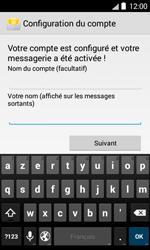 Bouygues Telecom Bs 403 - E-mails - Ajouter ou modifier un compte e-mail - Étape 20