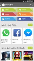 Samsung Galaxy A3 - Apps - Konto anlegen und einrichten - 21 / 22