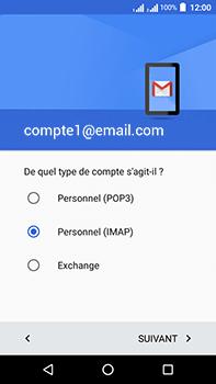 Acer Liquid Zest 4G Plus Double SIM - E-mail - Configuration manuelle - Étape 13