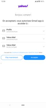Sony Xperia 5 - E-mail - 032b. Email wizard - Yahoo - Étape 11