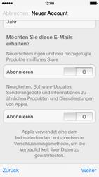Apple iPhone 5c - Apps - Einrichten des App Stores - Schritt 17