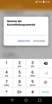 LG Q6 - SMS - Manuelle Konfiguration - Schritt 9