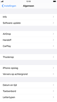 Apple iphone-6s-plus-met-ios-13-model-a1687 - Software updaten - Update installeren - Stap 4