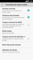 Huawei Ascend G6 - Internet - Désactiver du roaming de données - Étape 5