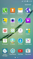 Samsung Galaxy S6 Edge - Internet et connexion - Désactiver la connexion Internet - Étape 3