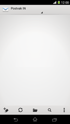 Sony C6903 Xperia Z1 - e-mail - hoe te versturen - stap 14