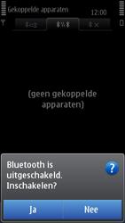Nokia N8-00 - Bluetooth - koppelen met ander apparaat - Stap 10