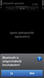 Nokia N8-00 - bluetooth - headset, carkit verbinding - stap 8