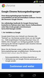 Sony Xperia Z1 - Internet und Datenroaming - Verwenden des Internets - Schritt 4