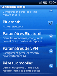 Sony Xperia X10 Mini Pro - SMS - Configuration manuelle - Étape 5