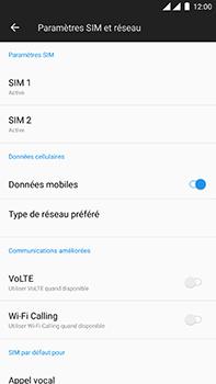 OnePlus 3T - Internet - Configuration manuelle - Étape 5