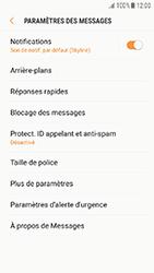 Samsung Galaxy J3 (2017) - SMS - Configuration manuelle - Étape 6