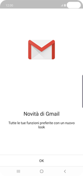 Samsung Galaxy S10 Plus - E-mail - 032a. Email wizard - Gmail - Fase 5